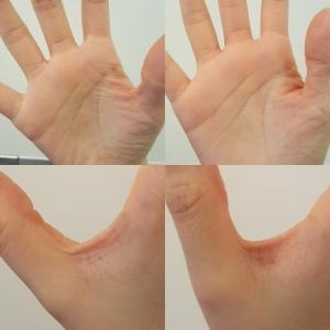 미구하라 안티-링클 핸드 에센스 한겨울에 피부가터서 피까지나는 손이에요!!!
